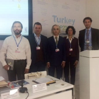MRV-Turkey experiences at COP23